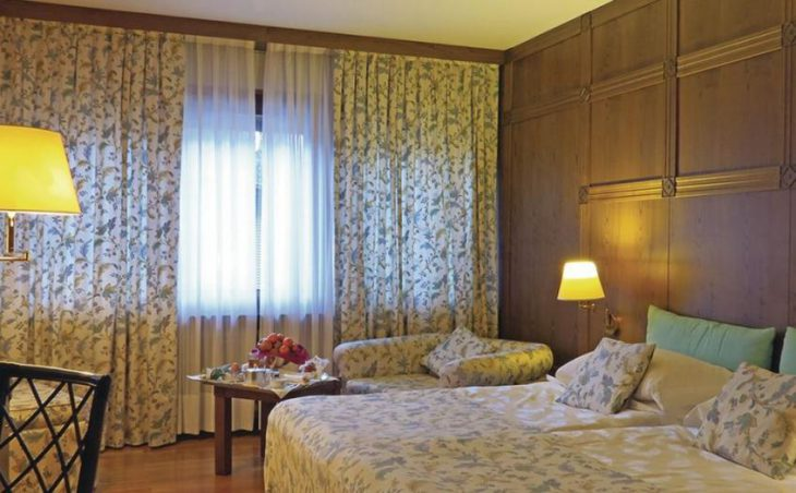 Savoia Palace Hotel in Madonna Di Campiglio , Italy image 8