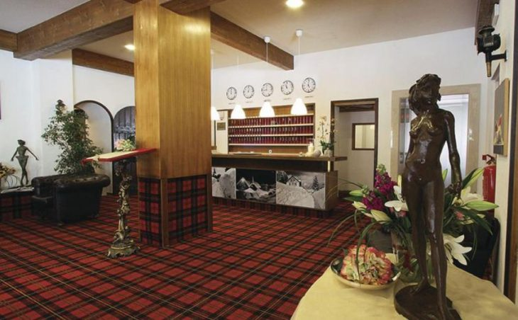 Savoia Palace Hotel in Madonna Di Campiglio , Italy image 6