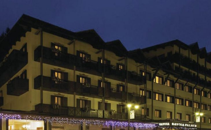 Savoia Palace Hotel in Madonna Di Campiglio , Italy image 1