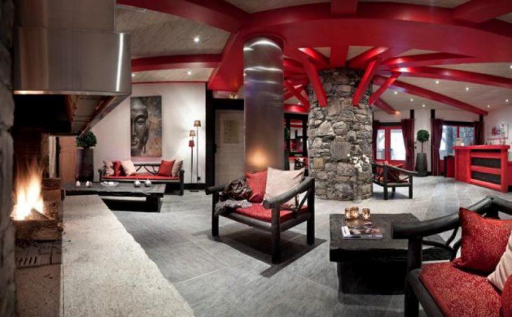 Apartments Le Telemark, Tignes, Lounge