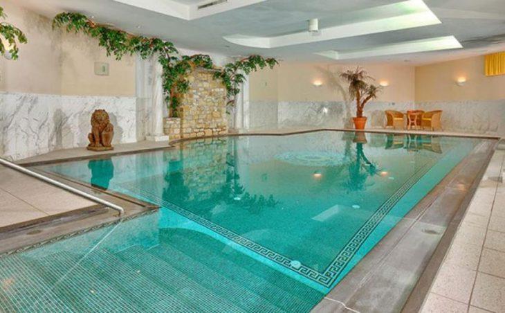 Hotel Solaria, Ischgl, Indoor Pool