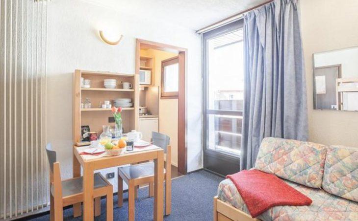 Inter-Residences, Tignes, Lounge
