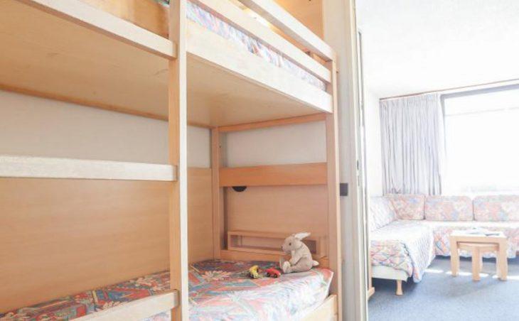 Inter-Residences, Tignes, Bunk Bedroom