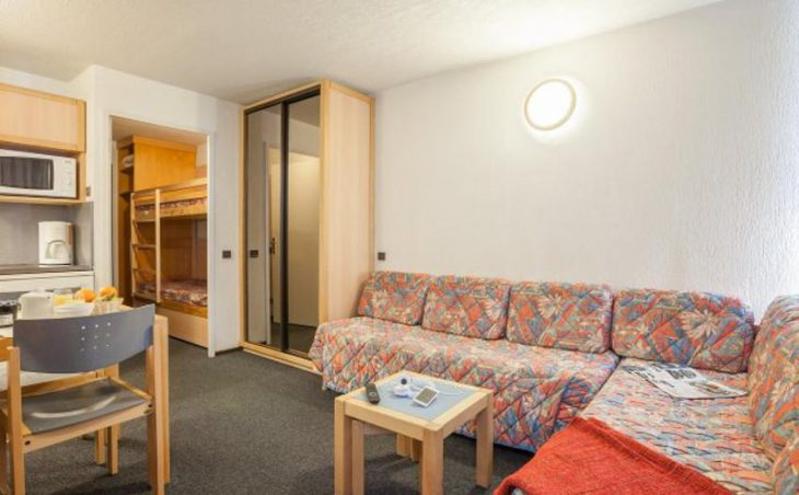Inter-Residences, Tignes, Lounge 3