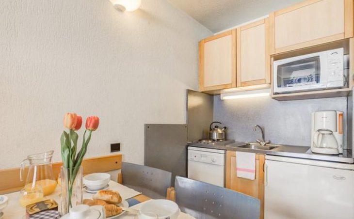 Inter-Residences, Tignes, Kitchen