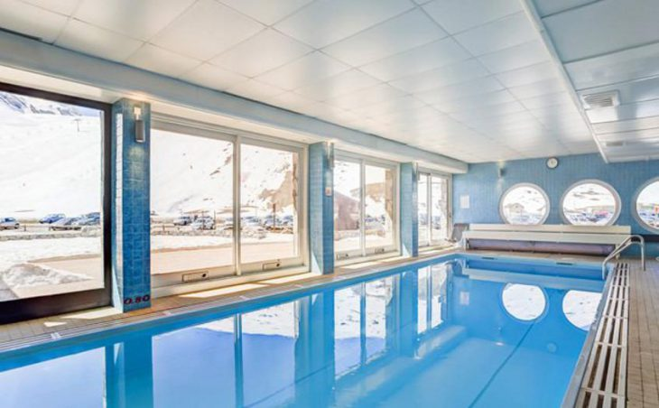 Inter-Residences, Tignes, Pool