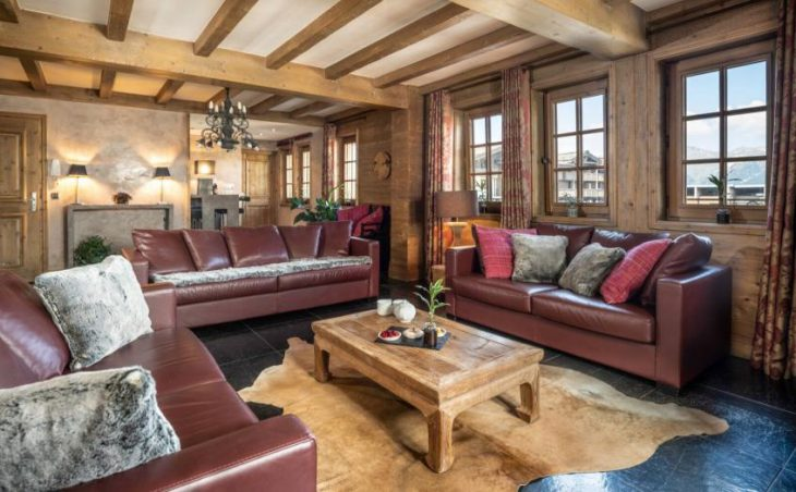 Chalet Apartment Vieille Forge in Courchevel , France image 6