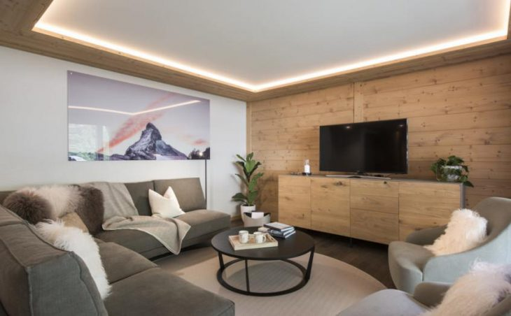 Kern Peak, Zermatt, Living Room