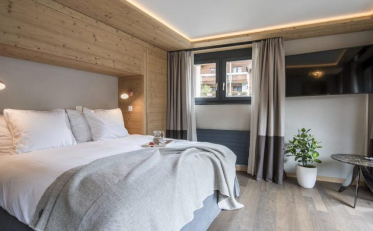 Kern Peak, Zermatt, Double Bedroom