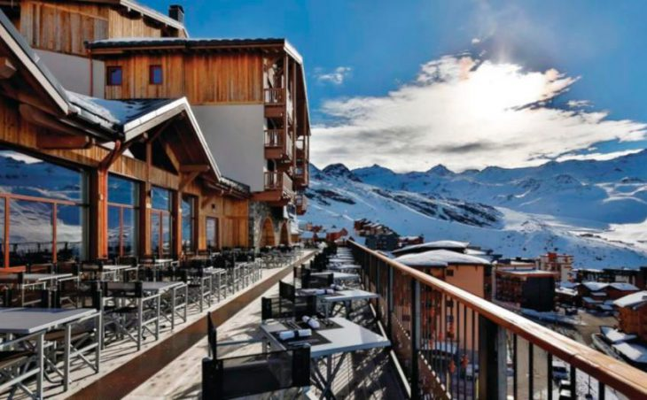 Koh-I Nor Apartments in Val Thorens , France image 1