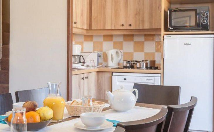L'Albane, Vars, Kitchen