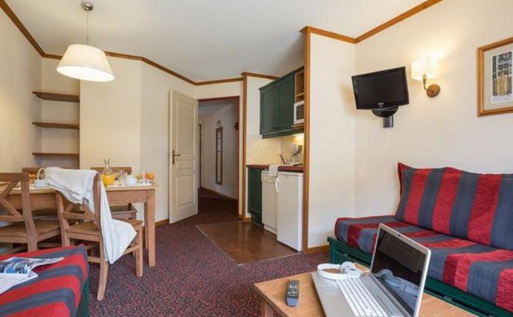 L'Alpaga, Serre-Chevalier, Lounge