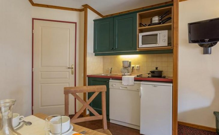 L'Alpaga, Serre-Chevalier, Lounge 2