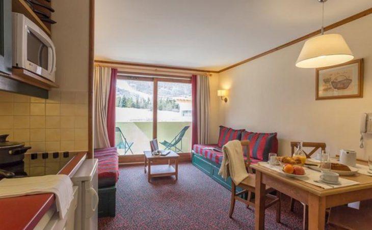 L'Alpaga, Serre-Chevalier, Lounge 3