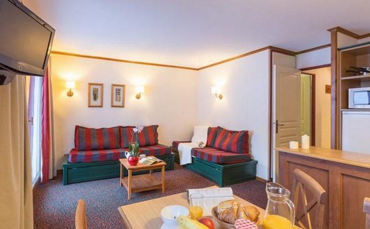 L'Alpaga, Serre-Chevalier, Lounge 4
