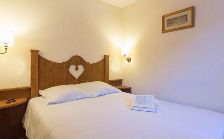 L'Alpaga, Serre-Chevalier, Double Bedroom