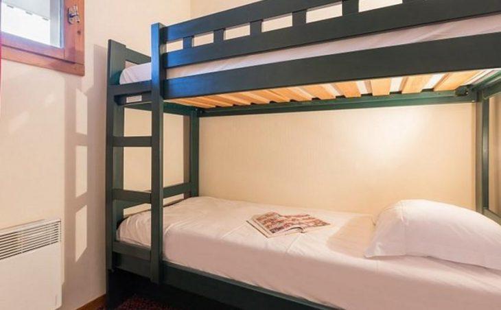L'Alpaga, Serre-Chevalier, Bunk Bedroom