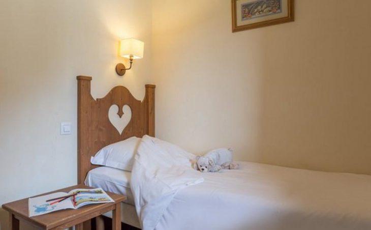 L'Alpaga, Serre-Chevalier, Double Bedroom 2
