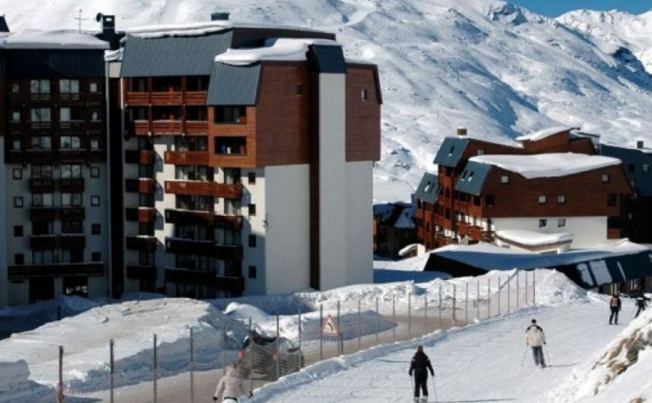 L'Altineige Apartments in Val Thorens , France image 4