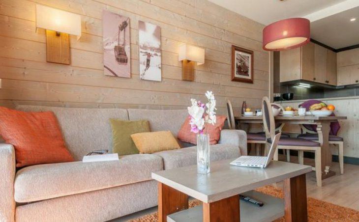 L'Amara, Avoriaz, Lounge