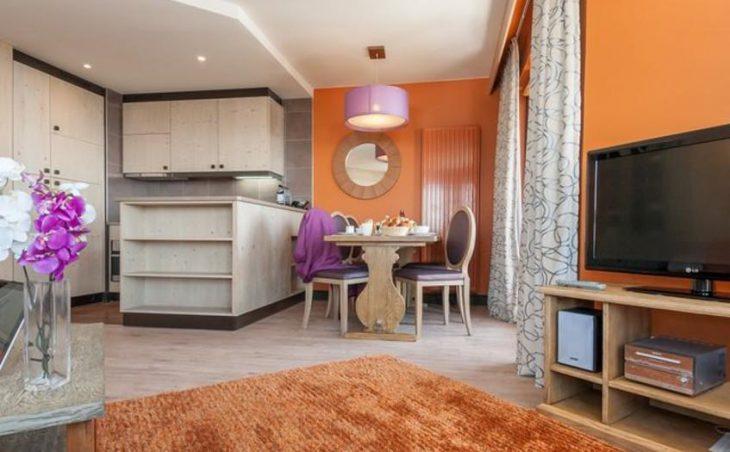 L'Amara, Avoriaz, Lounge 8
