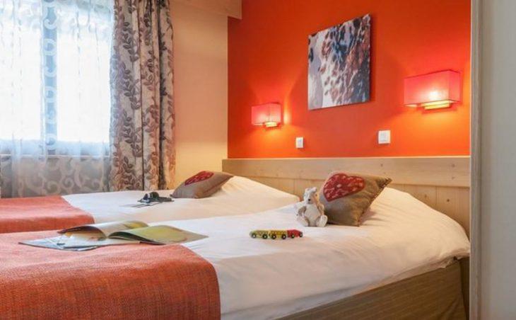 L'Amara, Avoriaz, Double Bedroom 2