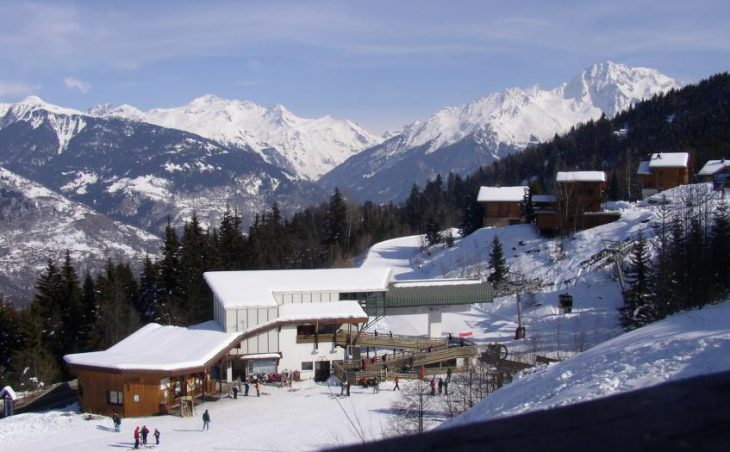 La Tania in mig images , France image 3