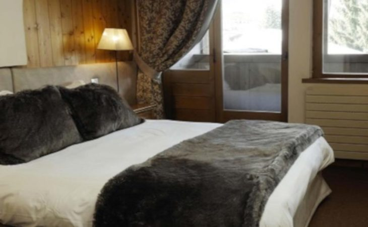 La Grange d'Arly, Megeve, Double Bedroom