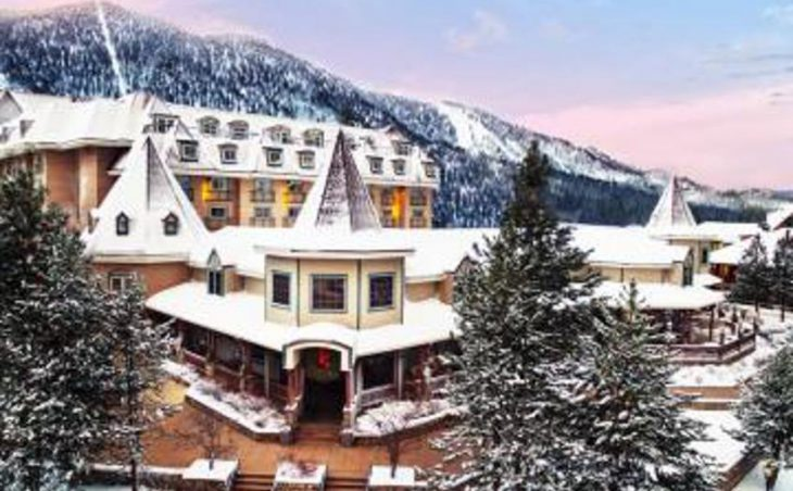 Lake Tahoe Resort Hotel, Heavenly, External