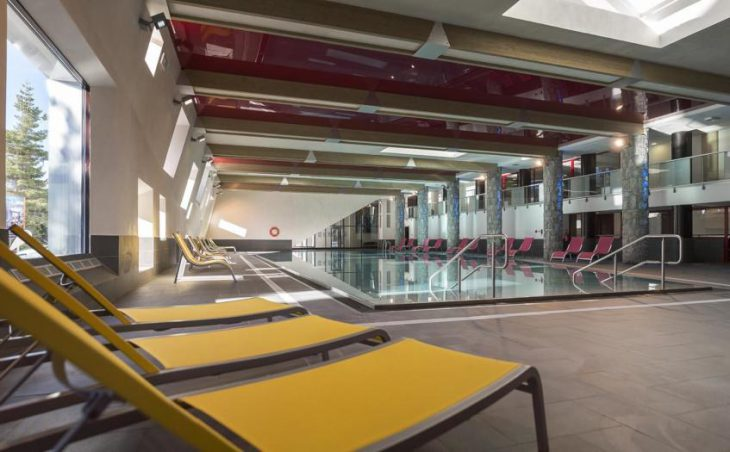 Le Centaure, Flaine, Swimming Pool