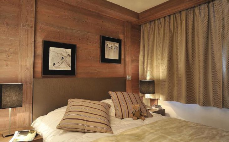 Le Centaure, Flaine, Bedroom