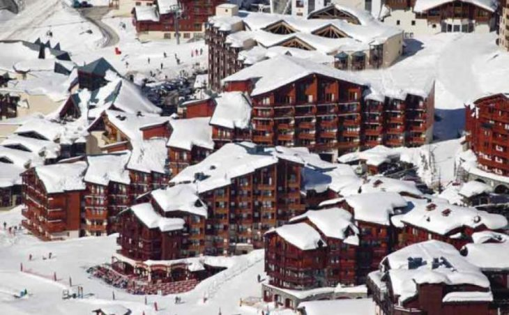Le Cheval Blanc Apartments in Val Thorens , France image 1