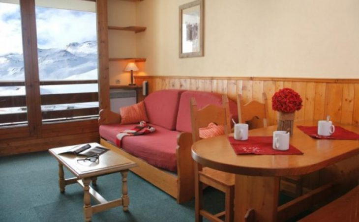 Le Cheval Blanc Apartments in Val Thorens , France image 4
