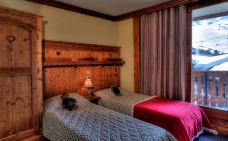 Le Cheval Blanc Apartments in Val Thorens , France image 2