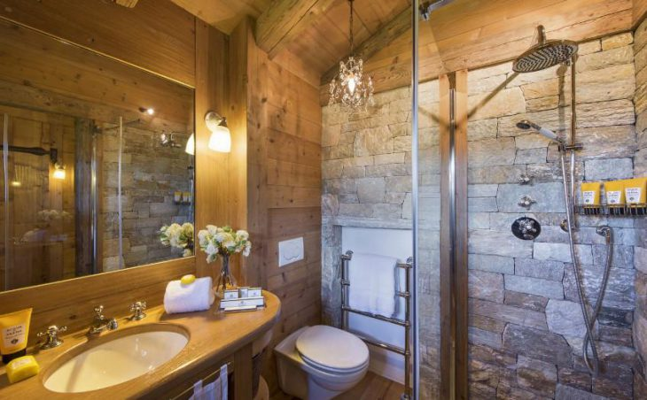 Chalet Le Ti in Verbier , Switzerland image 9