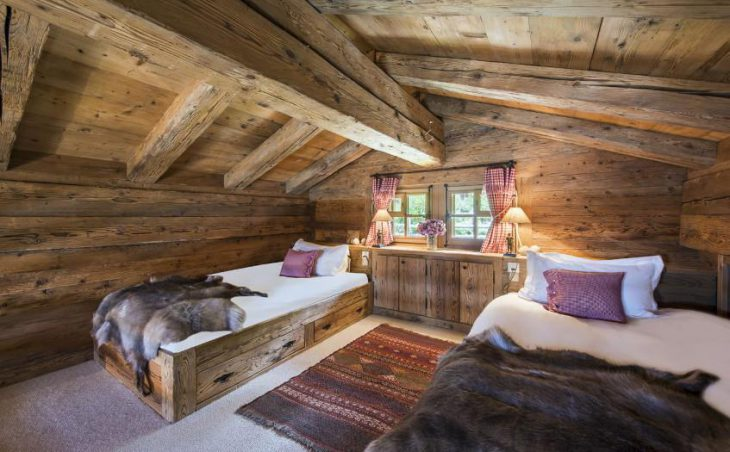 Chalet Le Ti in Verbier , Switzerland image 8