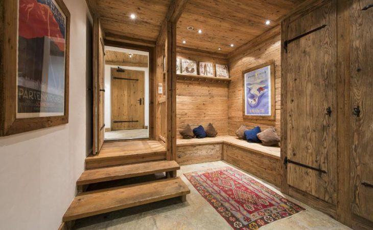 Chalet Le Ti in Verbier , Switzerland image 6