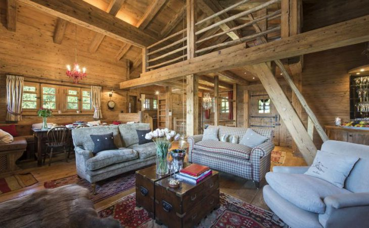 Chalet Le Ti in Verbier , Switzerland image 5