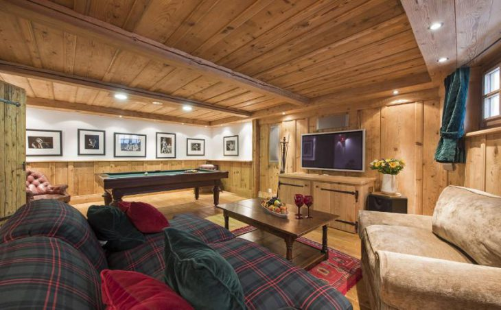 Chalet Le Ti in Verbier , Switzerland image 4