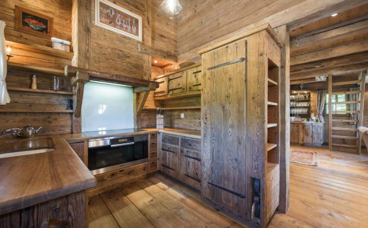 Chalet Le Ti in Verbier , Switzerland image 3