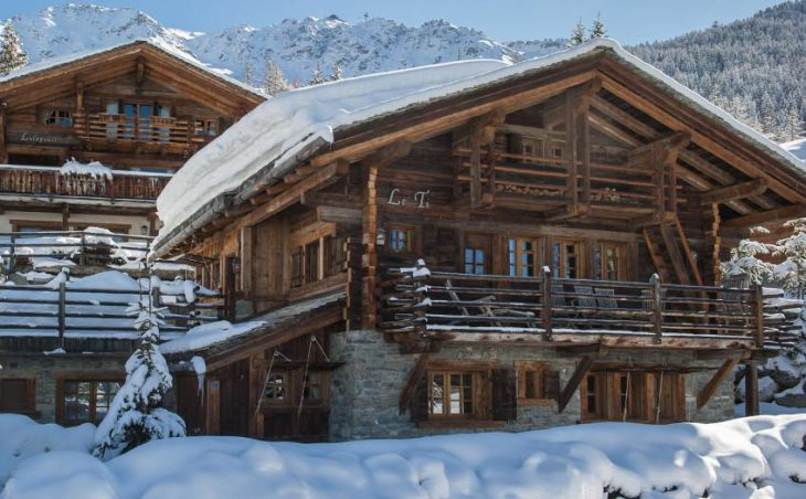 Chalet Le Ti in Verbier , Switzerland image 1
