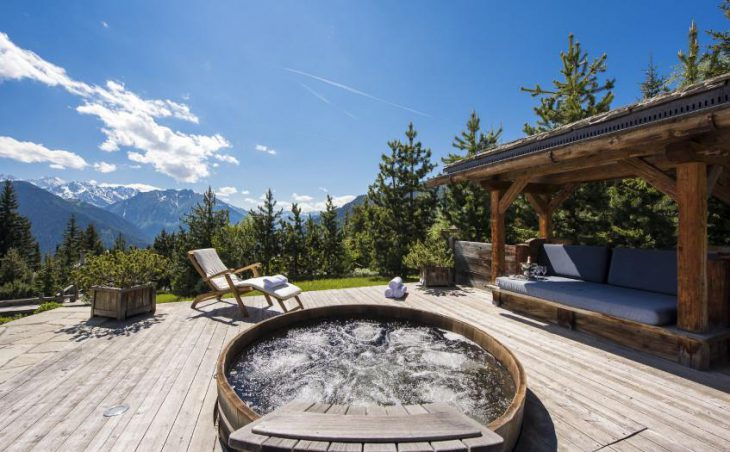 Chalet Le Ti in Verbier , Switzerland image 2