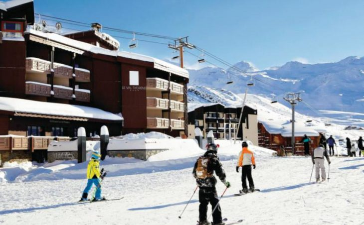 Le Val Thorens in Val Thorens , France image 6