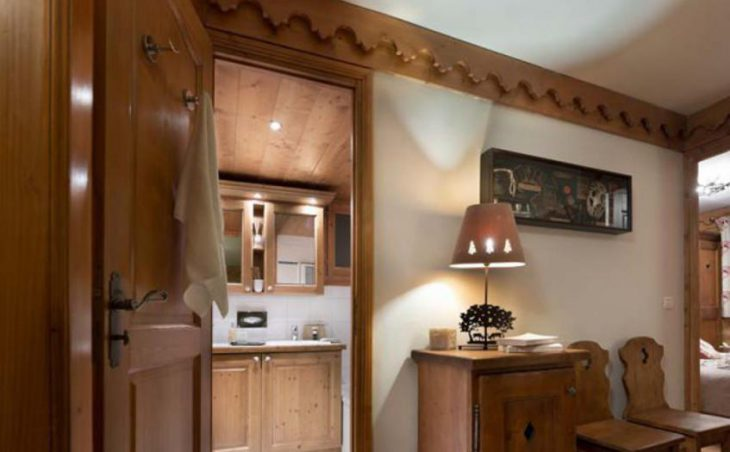 Les Fermes de Meribel Apartments, Meribel, France | Ski Line