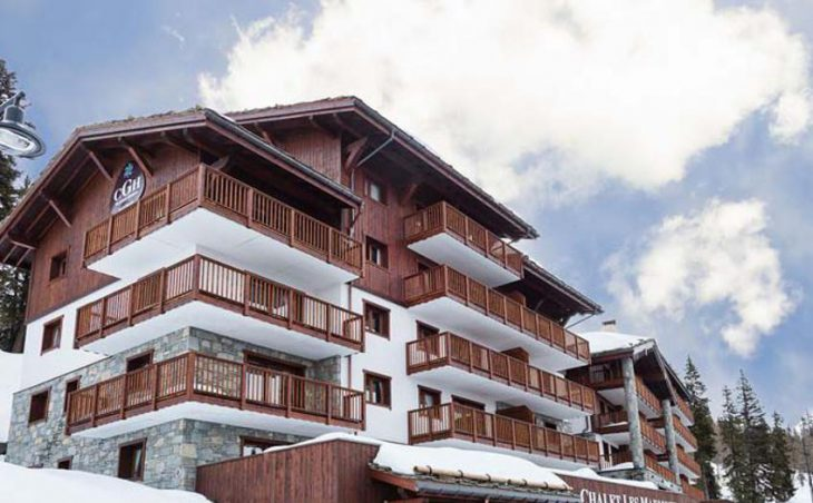Les Marmottons in La Rosiere , France image 1