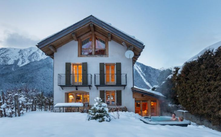Chalet Les Tissourds in Chamonix , France image 1