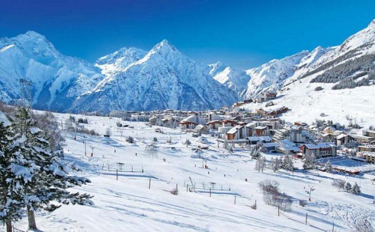 Les Deux-Alpes in mig images , France image 3