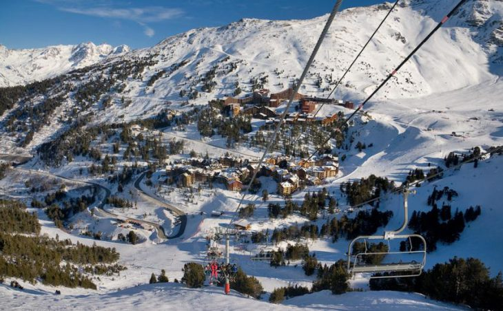 Les Arcs in mig images , France image 6