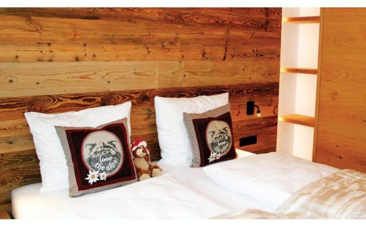 Little Haus, St Anton, Bedroom