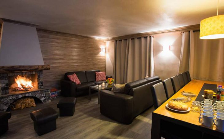 Chalet Loup Blanc in Val Thorens , France image 6